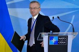 Посол України при  НАТО: Оскільки агресія не зупинена, допомога наших партнерів –  і ООН, і ЄС, і НАТО, і ОБСЄ – є недостатньою