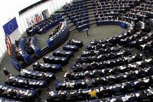 """Европарламент призвал парламентские партии не сотрудничать со """"Свободой"""""""