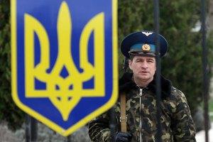 В Крыму продолжают захватывать украинские военные объекты