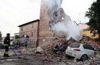 В Італії тривають підземні поштовхи