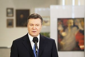Янукович прервет отпуск ради 1025-летия Крещения Руси