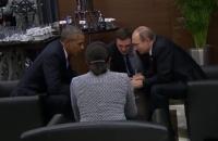 Обама пообщался с Путиным на саммите G20 в Турции (Обновлено)