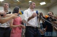 Кличко побеждает на выборах мэра Киева, - эксит-полл (обновлено)