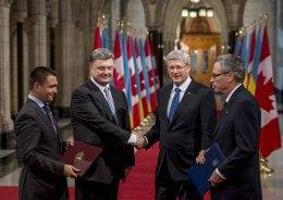 Канада предоставит Украине $200 млн кредита