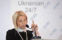 """Герман соврала, когда в 2004 в Януковича кинули """"твердом, тупым предметом"""""""