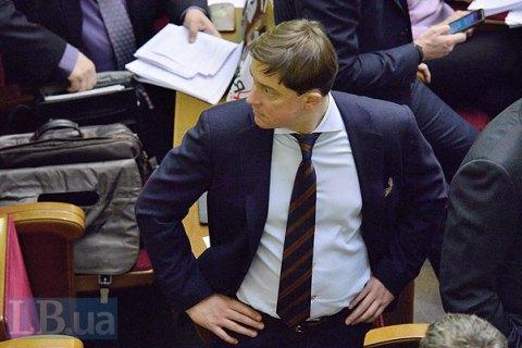 Довгий неявился надопрос поделу «пленок Онищенко»— НАБУ