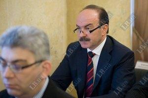 Львовского губернатора сняли из-за свиста на стадионе