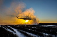 На Донбассе установилась тишина в связи с очередным перемирием