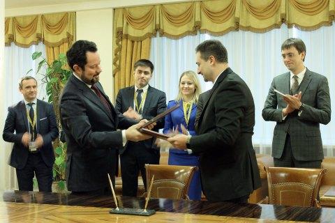 Аэропорт Борисполь примет участие в общих проектах сУкрпочтой ИМАУ