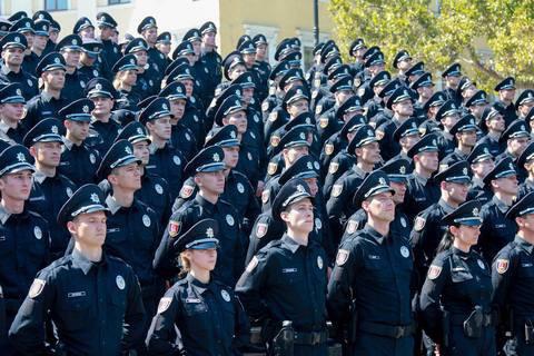 Вступил в силу закон о Национальной полиции