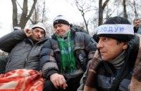 Чорнобильці обіцяють розпочати масштабні акції протесту