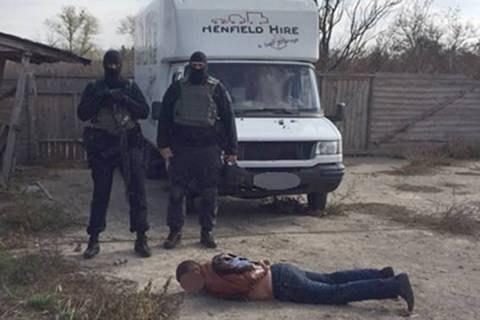 НаКиївщині упіймали банду, яка викрадала людей