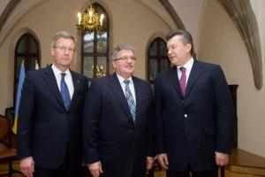 Европа отказывается от Киева