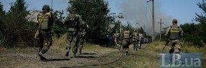 Первые 100 бойцов иловайской группировки вышли из окружения
