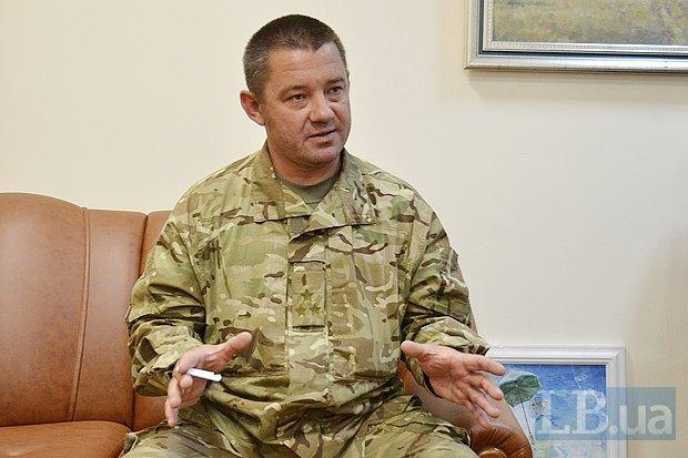 Командующий обороной Дзержинска:  Если с Донбасса повыезжают товарищи буряты, товарищи россияне, то война очень быстро закончится