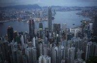 В Гонконге в результате ДТП рассыпались $4,5 млн