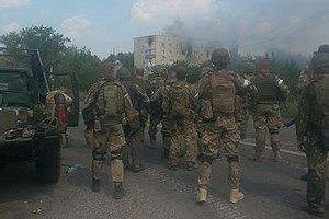 Штурм Донецка может стать поводом для вторжения России, - СНБО