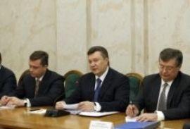 Заявление Виктора Януковича по итогам украинско-российских договоренностей в Харькове