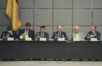 Участники круглого стола национального единства призвали Россию прекратить вмешательство в дела Украины