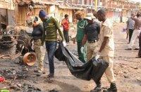При нападении исламистов на город в Нигерии погибли 65 человек