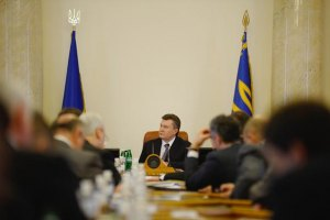 Янукович попросил Кабмин поработать над языковым законом