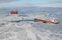 Россия начала торговать нефтью с арктического шельфа