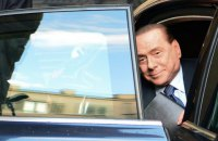 Берлускони прилетел в Крым