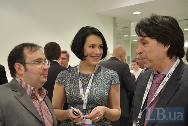 Соня кошкина, Олег Базар и Олег Медведев, советник Президента Украины