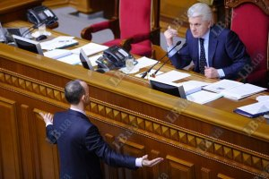 БЮТ требует отчета силовиков в Раде в связи с событиями в Николаеве