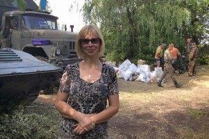Побывавшая в плену ДНР Ирина Довгань баллотируется на выборах