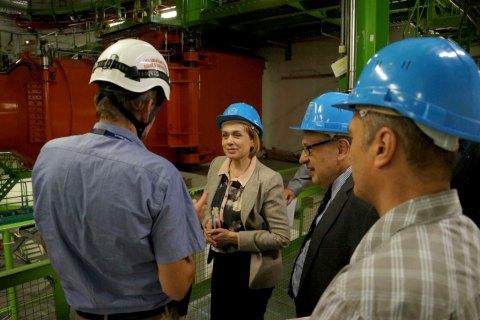 Украина осенью будет членом Европейской организации ядерных исследований