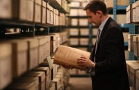 Госархив опубликовал документы, связанные с известными украинскими эмигрантами