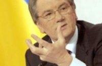 Ющенко видит, что Крыму угрожают отделением извне