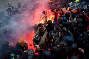 Грузинских журналистов выдворяют из Украины
