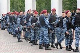 Лужкова и Путина в Крыму будут охранять две тысячи милиционеров и военных