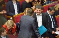 Бурбак призвал Грынива не заниматься дискредитацией партнеров по коалиции
