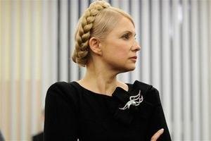 Сок для Тимошенко привезли из Германии