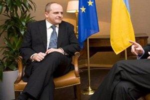 Депутат Европарламента: нет причин, чтобы не парафировать соглашение