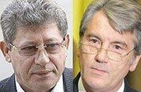 В Кишиневе началась встреча Ющенко с Гимпу