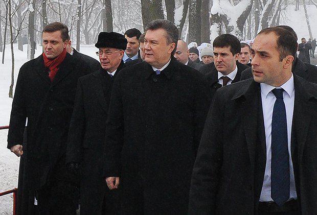Есть люди, которые многим обязаны Януковичу лично