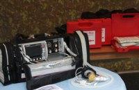 Германия передала Госпогранслужбе медоборудование на €100 тысяч