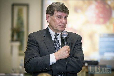 Бальцерович говорит, что вгосударстве Украина для лучшей жизни все есть резервы