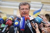 Грищенко: Украина хочет быть в Европе не только географически, но и институционно