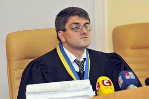 Высший спецсуд считает законным отказ Тимошенко в отводе Киреева
