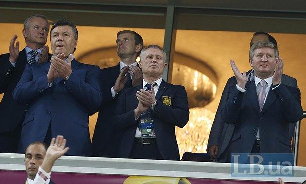 Президенты приходят и уходят, а у Рината Ахметова всё хорошо...
