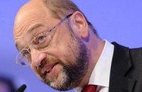 """Шульц засомневался, что Путина объявят персоной нон грата в ЕС из-за """"списка Савченко"""""""