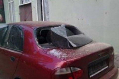 В Донецке на территории морга прогремел взрыв