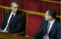 Левочкин и Хорошковский собирают под себя депутатов