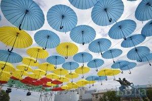 В столице начались мероприятия по случаю празднования Дня Киева