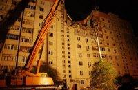 В николаевской многоэтажке под завалами нашли живую женщину